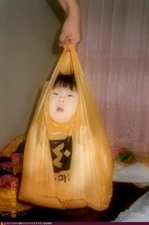 baby bag plastic - 4613522432