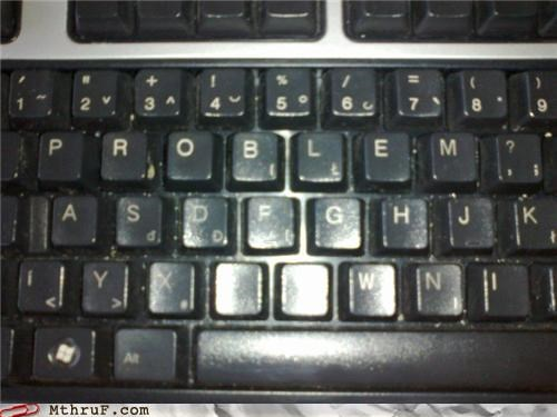 keyboard problem troll - 4614381056
