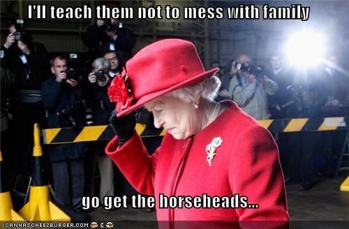 political pictures Queen Elizabeth II - 4614597120