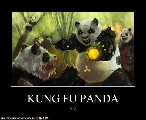 KUNG FU PANDA 2.0