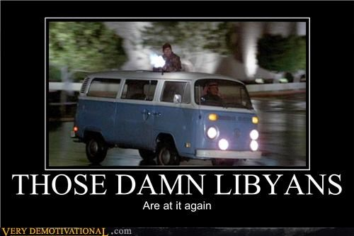 back to the future,libya,Movie