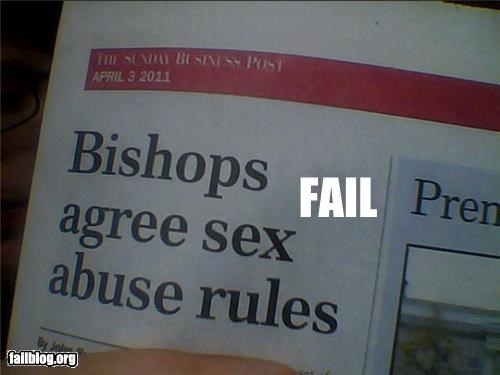 failboat headlines innuendo Probably bad News religion sex - 4617566464