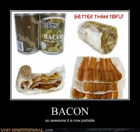 bacon delicious portable - 4618138880