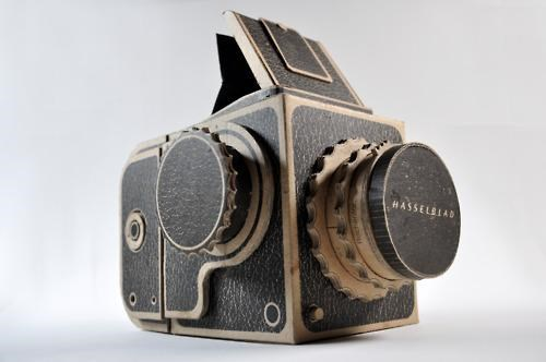 DIY Hasselblad Kelly Angood Pinhole Camera - 4618739200