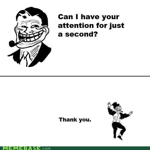 attention hi there Rage Comics troll troll dad - 4619302400