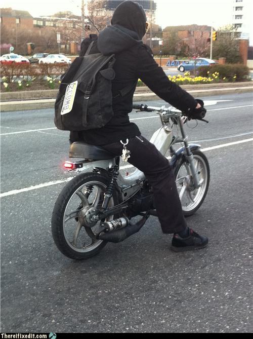 backpack bag dual use license plate motorcycle - 4619343872