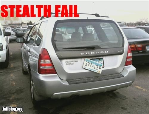 cars,failboat,g rated,license plate,stealth