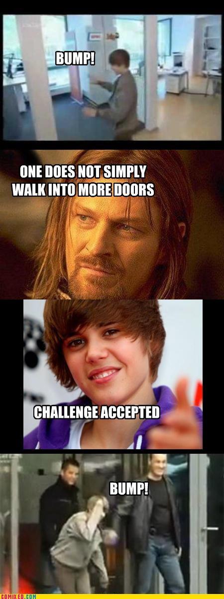 Bieber borormir doors wtf - 4620716032