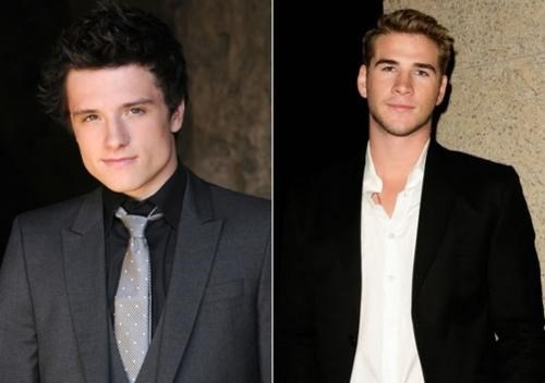casting news,Gary Ross,josh hutcherson,liam hemsworth,Suzanne Collins,hunger games