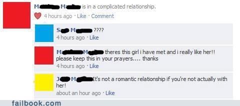 facepalm forever alone relationship status - 4621118720