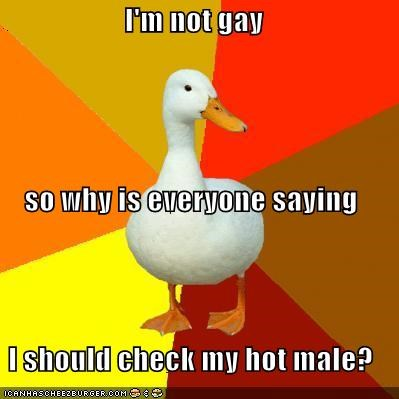 gay hotmail Technologically Impaired Duck - 4621235456