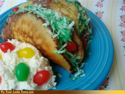 candy easter rice pudding sweets tacos - 4621317376