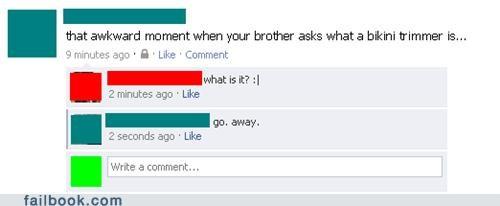 Awkward,family