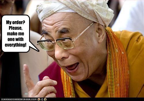 Dalai Lama political pictures tibet - 4621540096