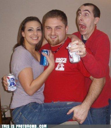 beer couple drunk Jägerbombed - 4621619200