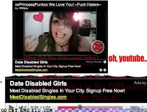 Ad disabled emo emolulz genius youtube