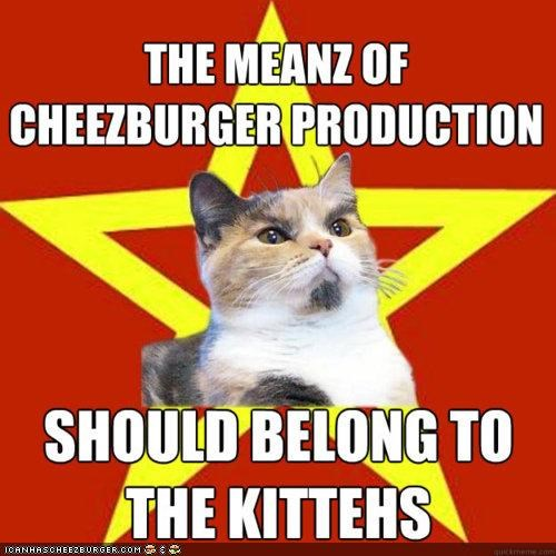 best of the week,cheezburgers,communism,food,look alike,memecats,Memes,vladimir lenin,work