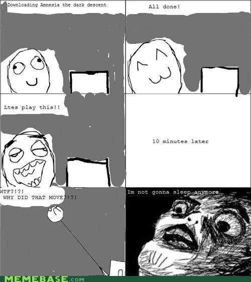 amnesia computer Memes