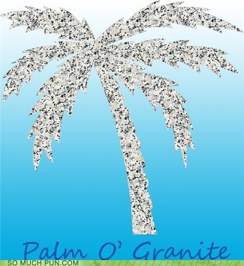 Palm O' Granite