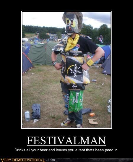 douche festival jerk man superhero - 4623572736