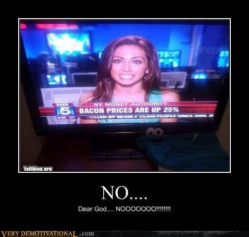 bacon,news,no,TV