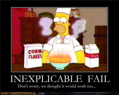 cartoons FAIL inexplicable simpsons - 4623777280