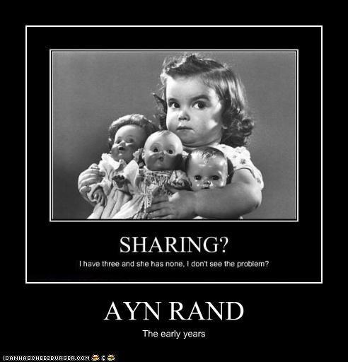AYN RAND The early years