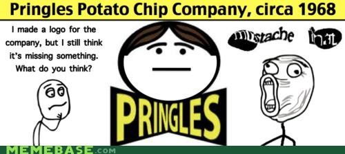 captcha lol mustaches potato chips pringles - 4624201728