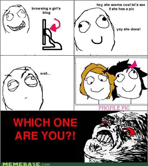 facebook girls Memes - 4624304640