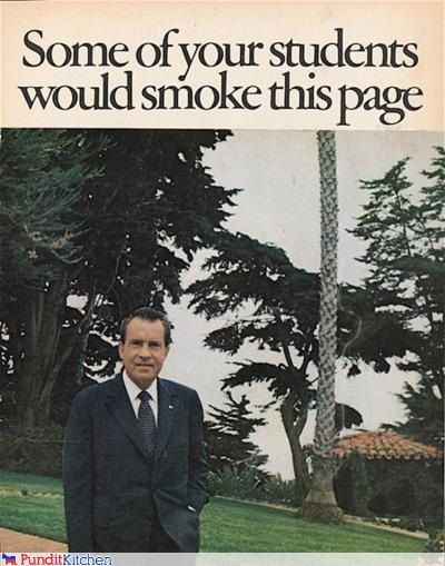 drugs political pictures Richard Nixon - 4624308992