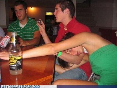 drunk ladies ok passed out - 4624430848