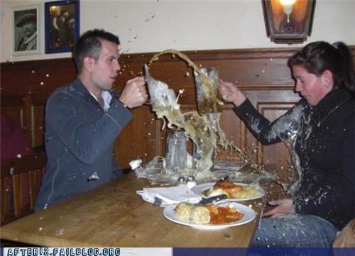 bad idea beer drink mug restaurant - 4624548608