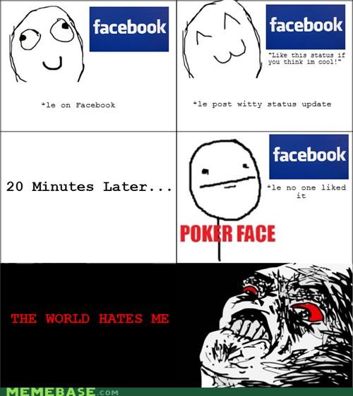 facebook i like this Rage Comics - 4624630784