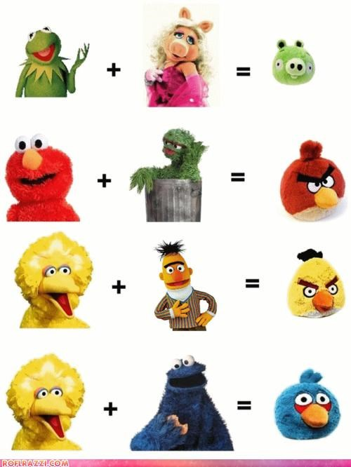 funny Hall of Fame Sesame Street - 4624759296