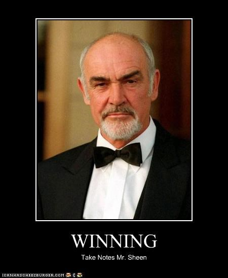 actor,celeb,demotivational,funny,Hall of Fame,sean connery