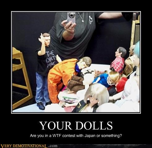 bizarre,dolls,Japan,wtf