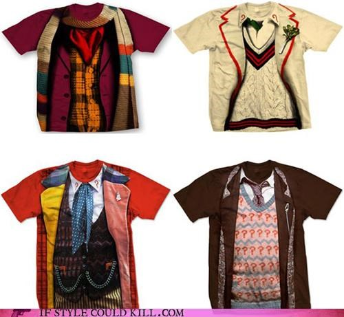 cool accessories doctor who geek chic t shirts - 4625349632