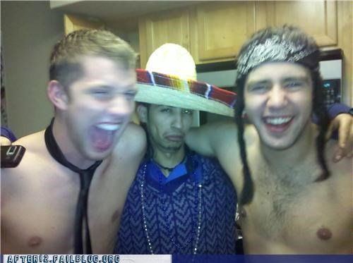 costume,hat,Party,shirtless,sombrero