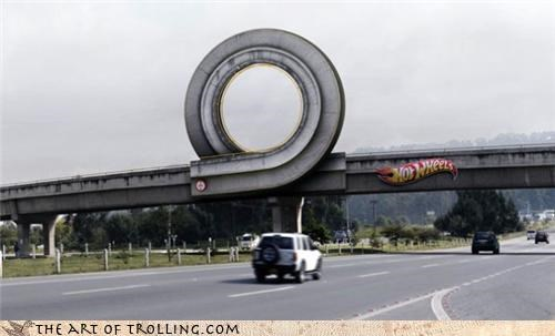 cars,highway,Hot Wheels,IRL,loop