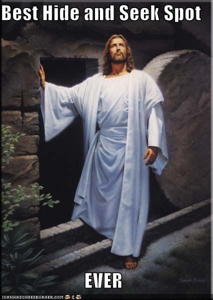 games hide and seek jesus LOL Jesus - 4625595904