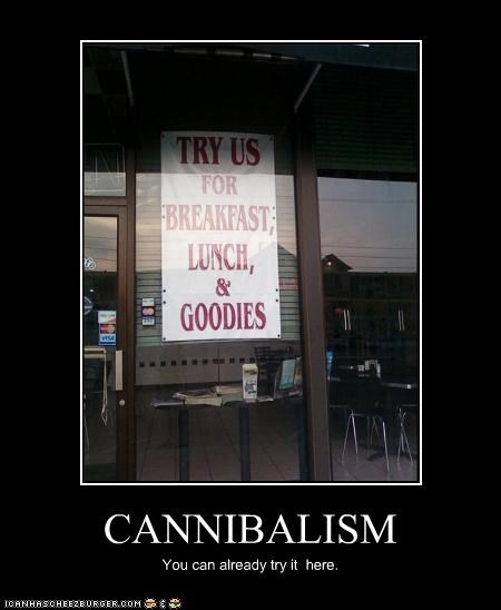 CANNIBALISM You can already try it here.