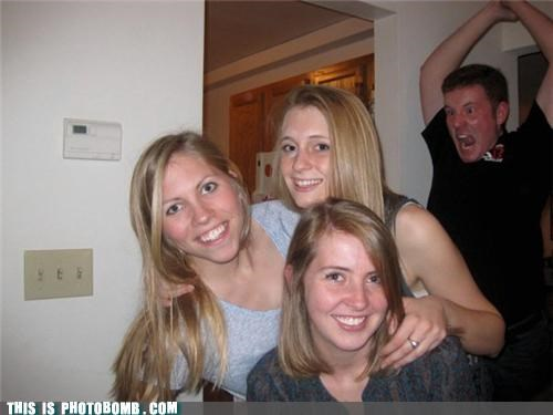 killer Moment Of Win one guy three girls - 4626269696