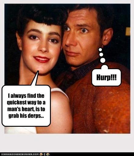 actor Blade Runner celeb funny Harrison Ford Movie - 4627332096