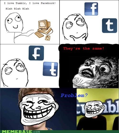 facebook,Rage Comics,tumblr,zuckerberg