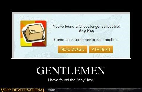 any key cheezburger collectable meta - 4628218624