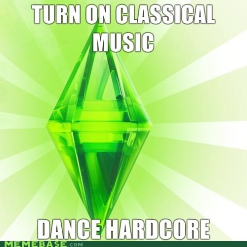 dancing Music Sims The Sims - 4628371200
