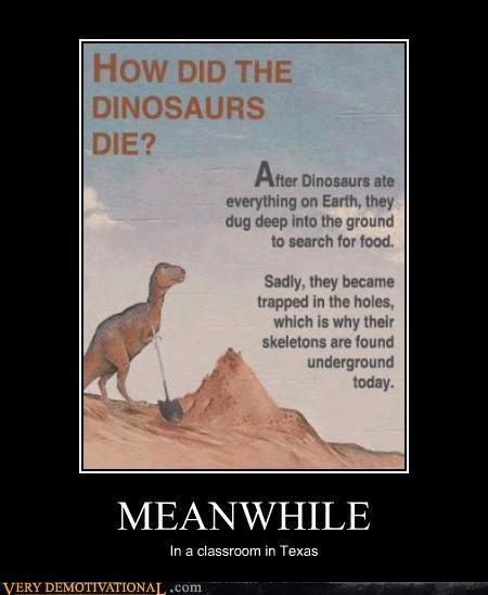 dinosaur Hall of Fame texas under ground - 4628472064