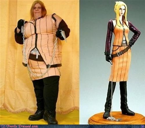 anime cosplay costume wrong wtf