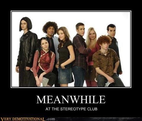 Meanwhile stereotype wtf - 4629057536