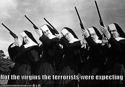 funny,historic lols,Photo,religion,weapons